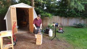 Forging the hooks